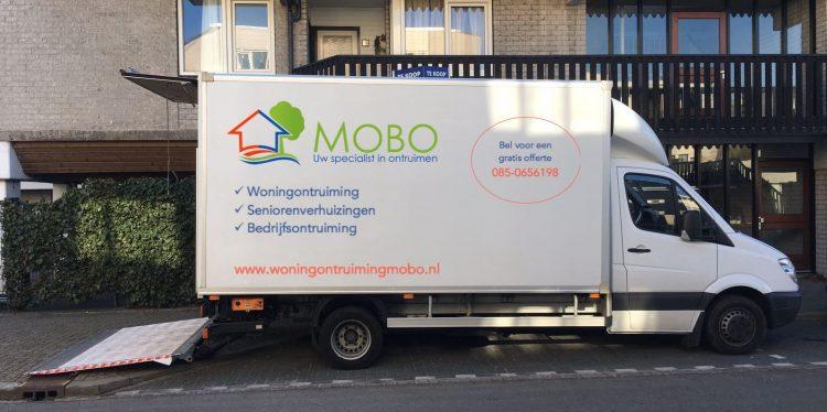 Woningontruiming door Woningontruiming Mobo